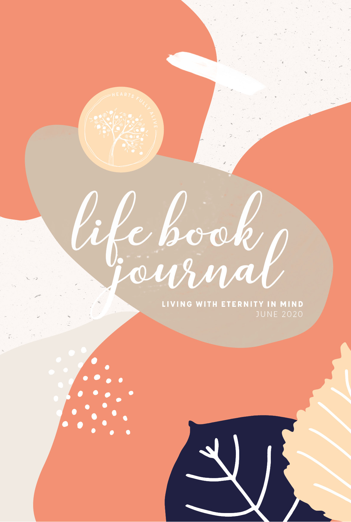 June Life Book Journal