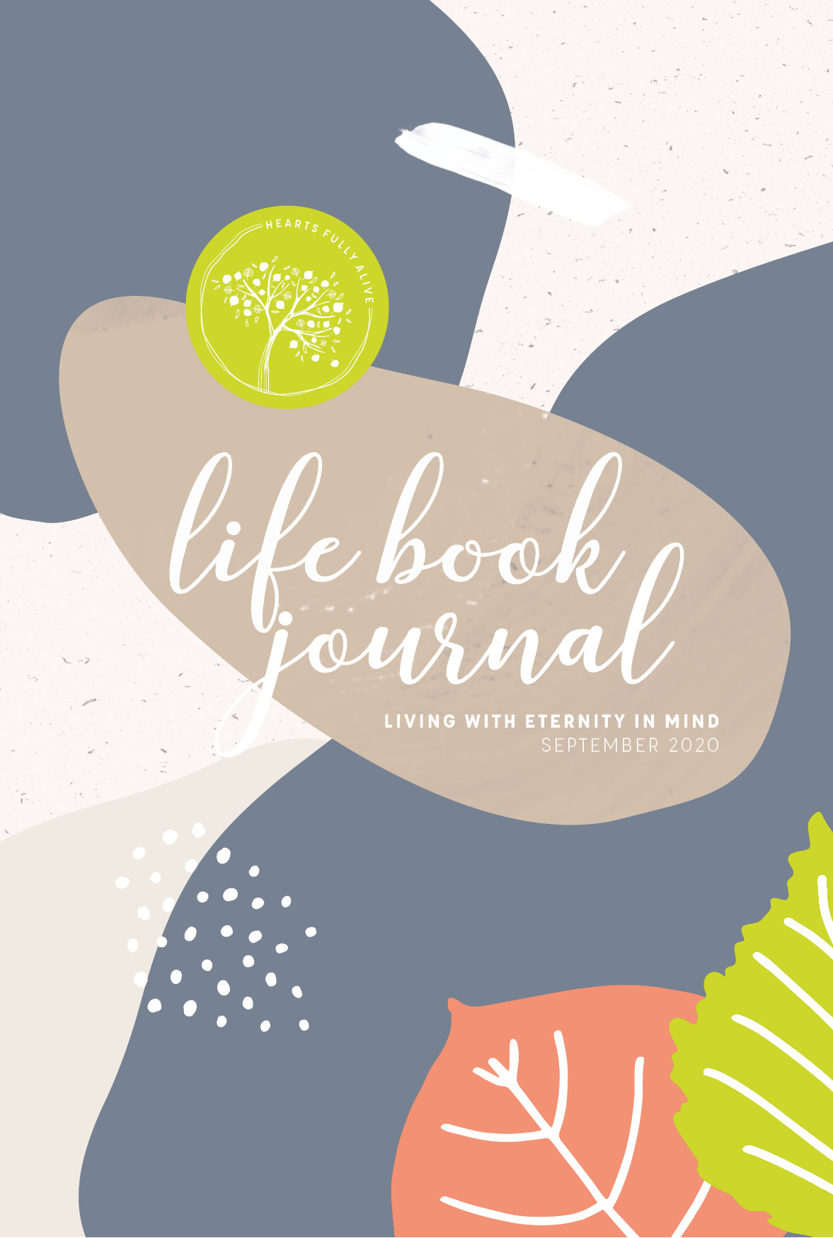 September Life Book Journal